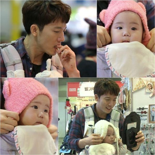 "Ki Tae Young Is Already a Master in Childcare on ""The Return of Superman"""