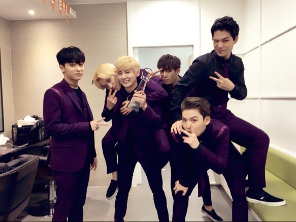 """Watch: Teen Top Takes 2nd Win for """"Warning Sign"""" on """"Music Bank"""""""
