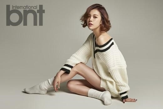 After School's Lizzy Talks About Group Comeback and Acting in BNT Pictorial
