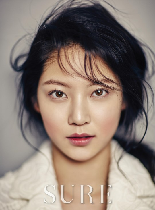 Gong Seung Yeon Is an Angel in White for SURE