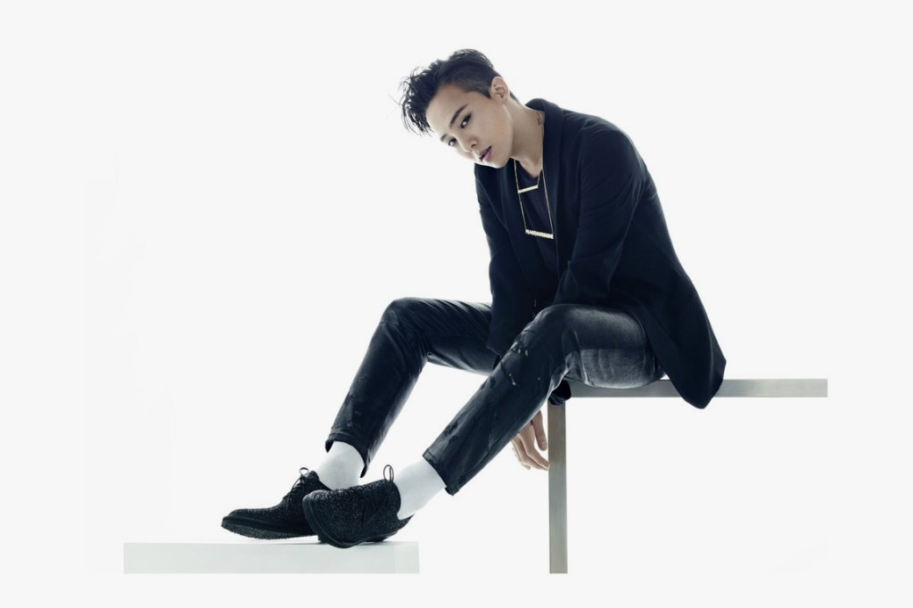 G-Dragon Reps Korea in HYPEBEAST's 100 Most Influential List