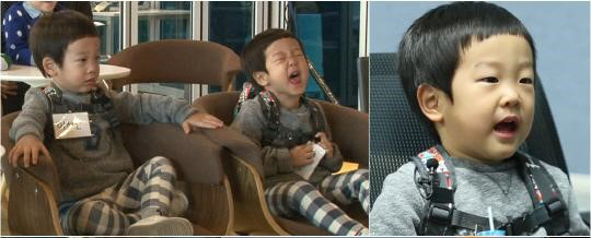 """Seo Eon and Seo Jun Reveal Their Love for Each Other on """"The Return of Superman"""""""