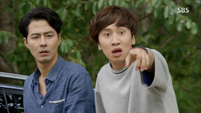 8 of the most adorable odd couple pairings in k dramas. Black Bedroom Furniture Sets. Home Design Ideas