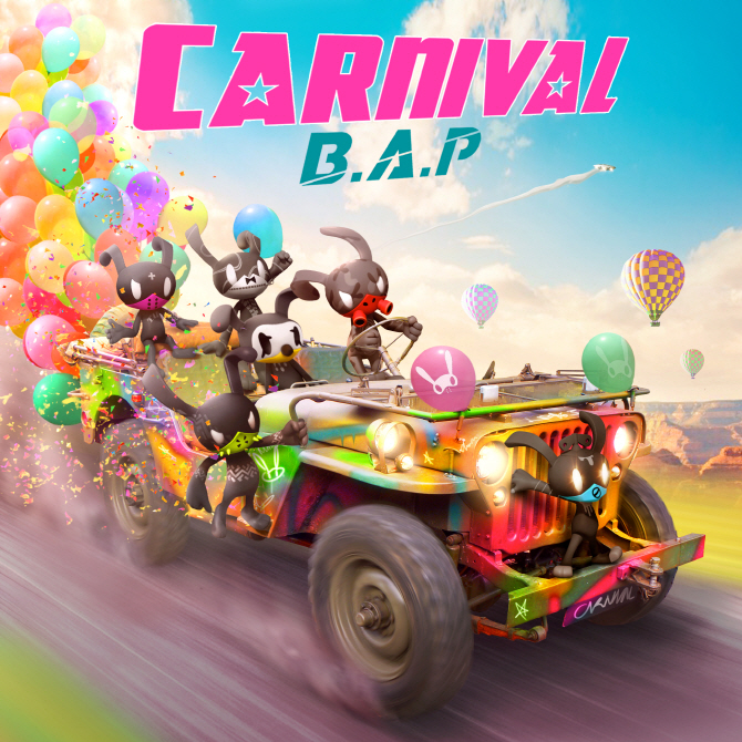 """B.A.P Releases Teaser for Comeback With """"Carnival"""" Mini Album"""