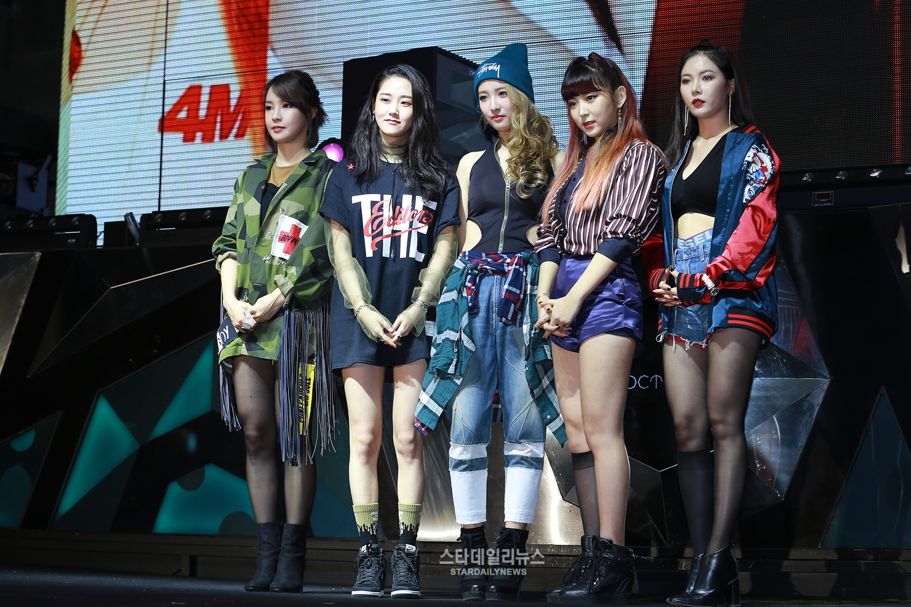 4Minute's Contract Renewal Depends on the Success of Their New Album