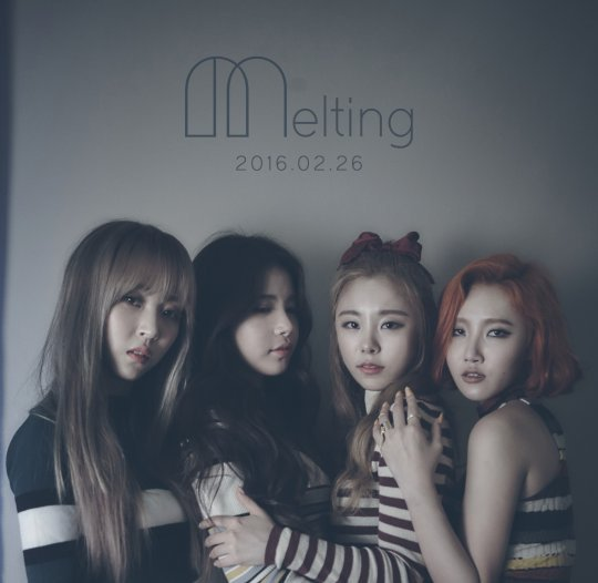 """Updated: MAMAMOO Drops Teaser Images for First Full Length Album """"Melting"""""""