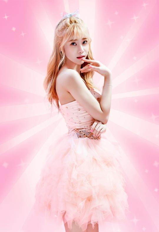 AOA Cream Yuna