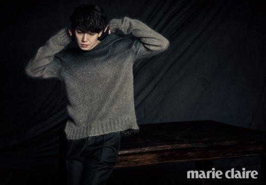 Jung Kyung Ho Talks About His Goals as an Actor With Marie Claire