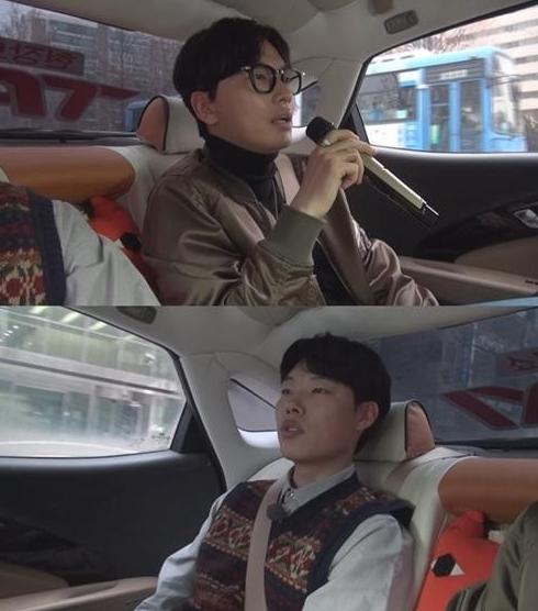 taxi ryu jun yeol lee dong hwi2