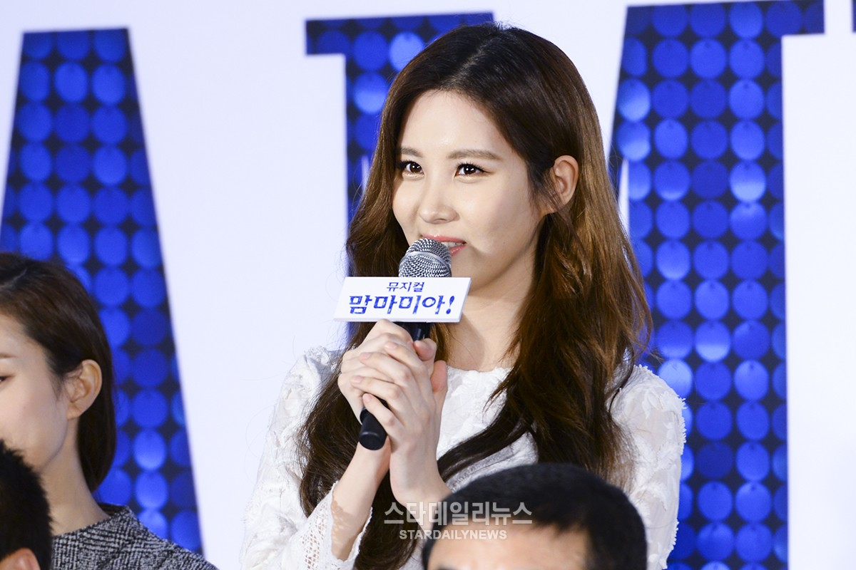 Seohyun Says Kiss Scenes Are Just Part of Acting, Nothing More