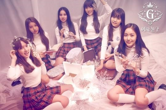 GFRIEND Gains Record Number of Fan Club Members in Short Time