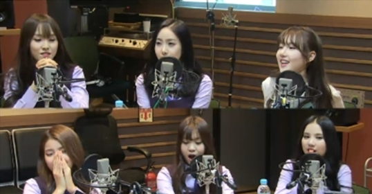 """GFRIEND Talks About Jack Black Humming Their Song on """"Infinite Challenge"""""""