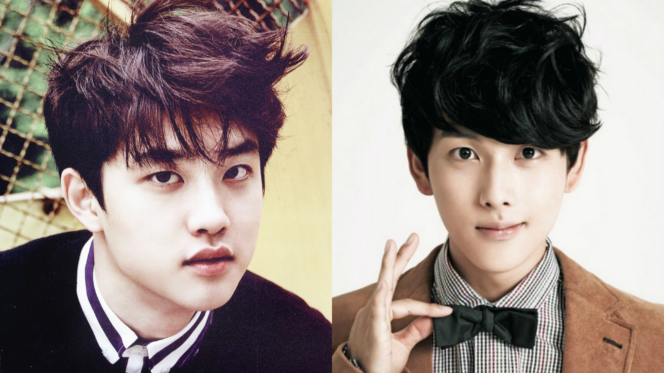 EXO's D.O Discusses Being Compared to ZE:A's Im Siwan