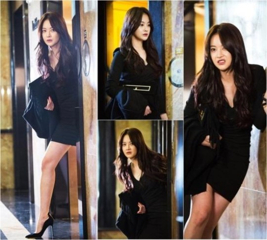 """Oh Yeon Seo Shows Off Her Comedic Chops in New """"Please Come Back, Mister"""" Stills"""