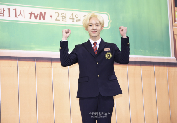 """WINNER's Nam Tae Hyun Is Determined to Become a Better Actor Through """"Actor's School"""""""