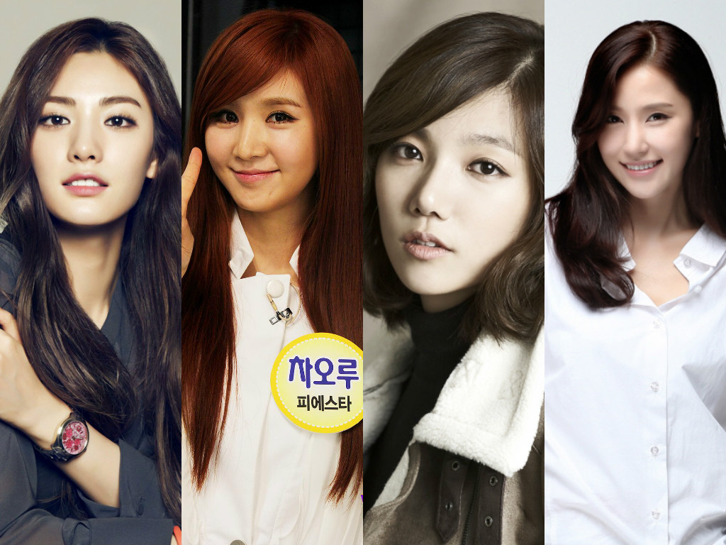 "Gong Hyun Joo, Lee Chae Young, Nana and Caolu Confirmed for the Next ""Real Men"" Female Soldier Special"