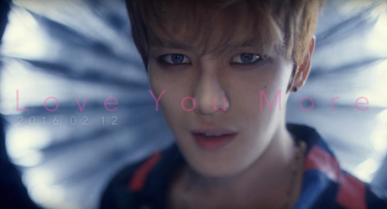 Watch: JYJ's Kim Jaejoong Drops MV Teaser for His Second Album