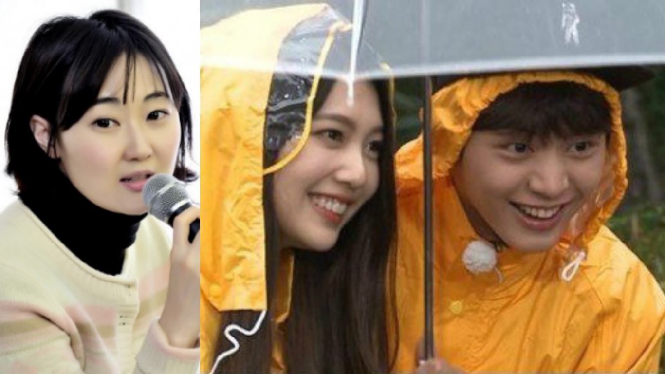 """""""We Got Married"""" PD Tells the Reason Why She Picked Joy and Yook Sungjae"""