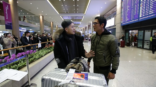 g.o.d's Park Joon Hyung is GOT7 Jackson's New Manager