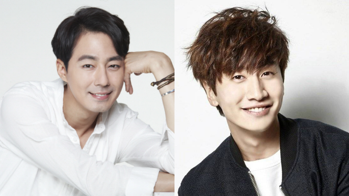 "Jo In Sung and Lee Kwang Soo Attend First Script Reading For ""Dear My Friends"""