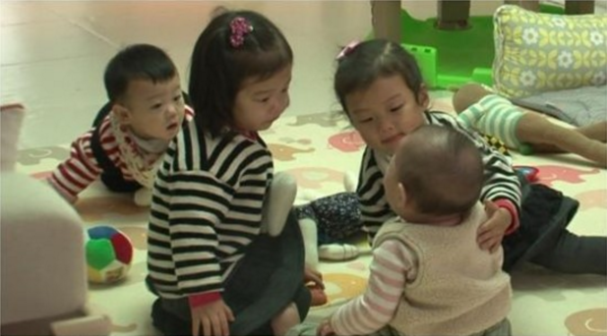 Ki Tae Young Takes on the Challenge of Babysitting Lee Dong Gook's Children