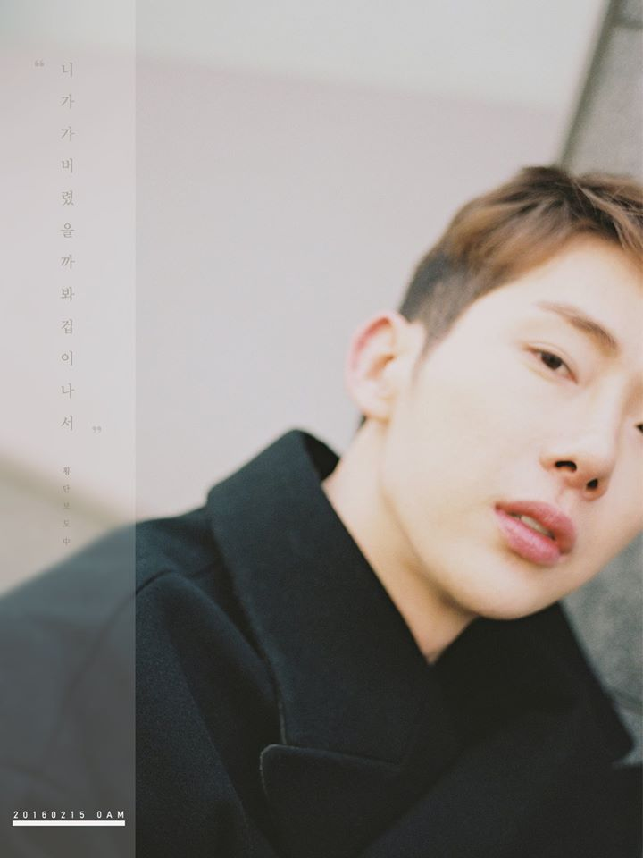 Jo Kwon Starts Teasing Solo Comeback With Teaser Photos
