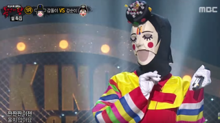 lizzy after school king of mask singer