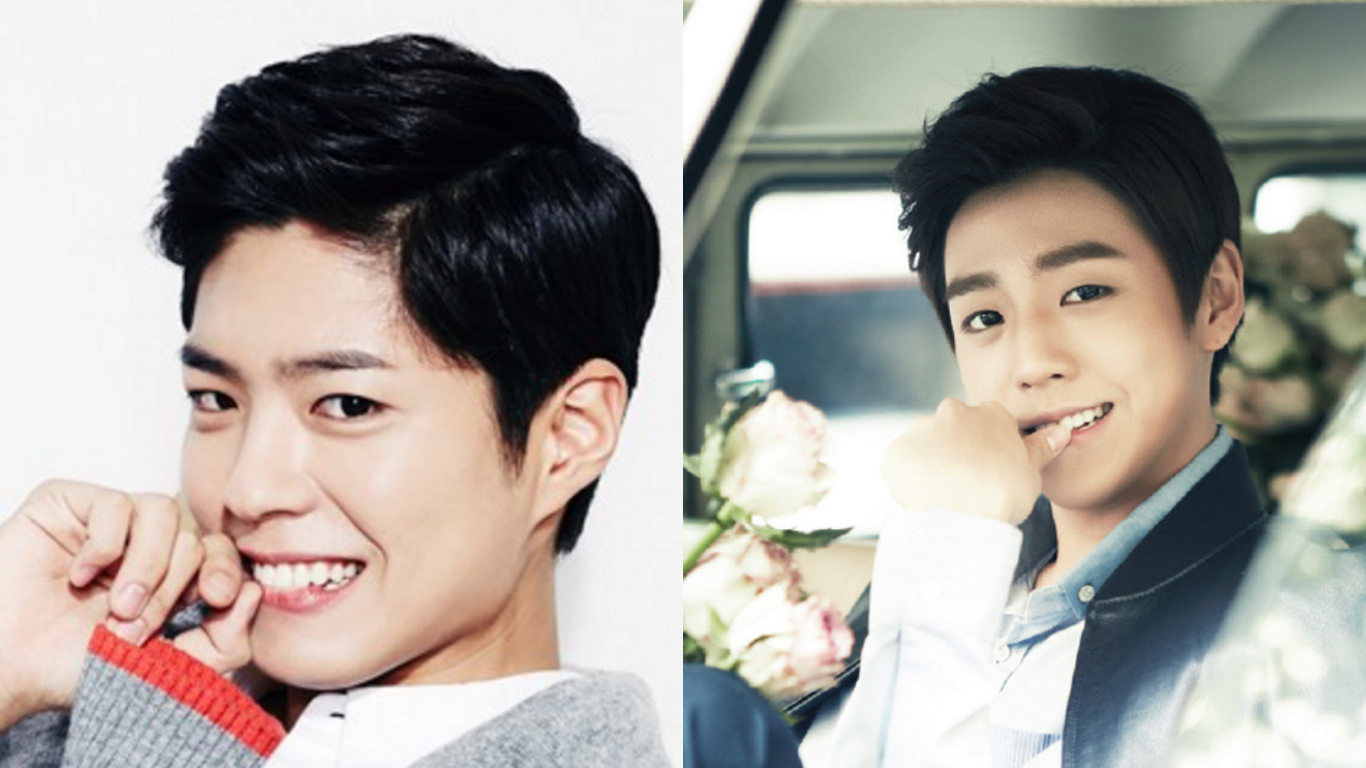 Park Bo Gum Talks About What Kind of a Friend Lee Hyun Woo ...