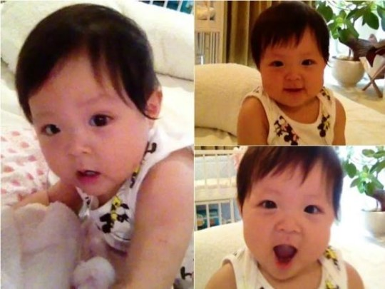 """""""The Return of Superman"""" to Release Previously Unseen Footage of Baby Choo Sarang"""