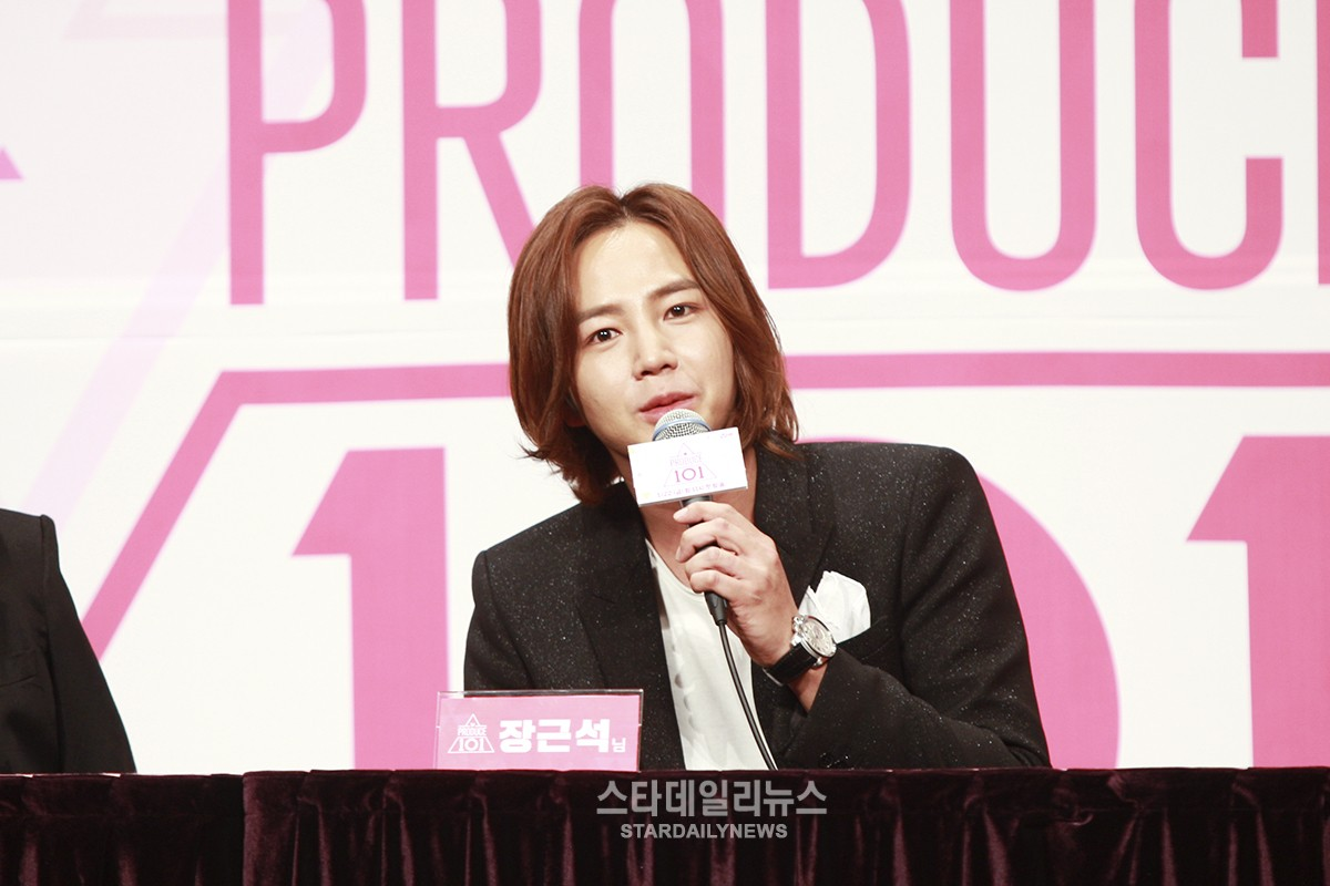 """Jang Geun Suk Assures That """"Produce 101"""" Results Are Not Staged"""