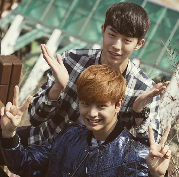 Yook Sungjae Wants to Reunite and Do Bromance With Nam Joo Hyuk