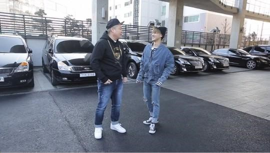 Kang Ho Dong and iKON's B.I to Take Care of YG Star's Pet