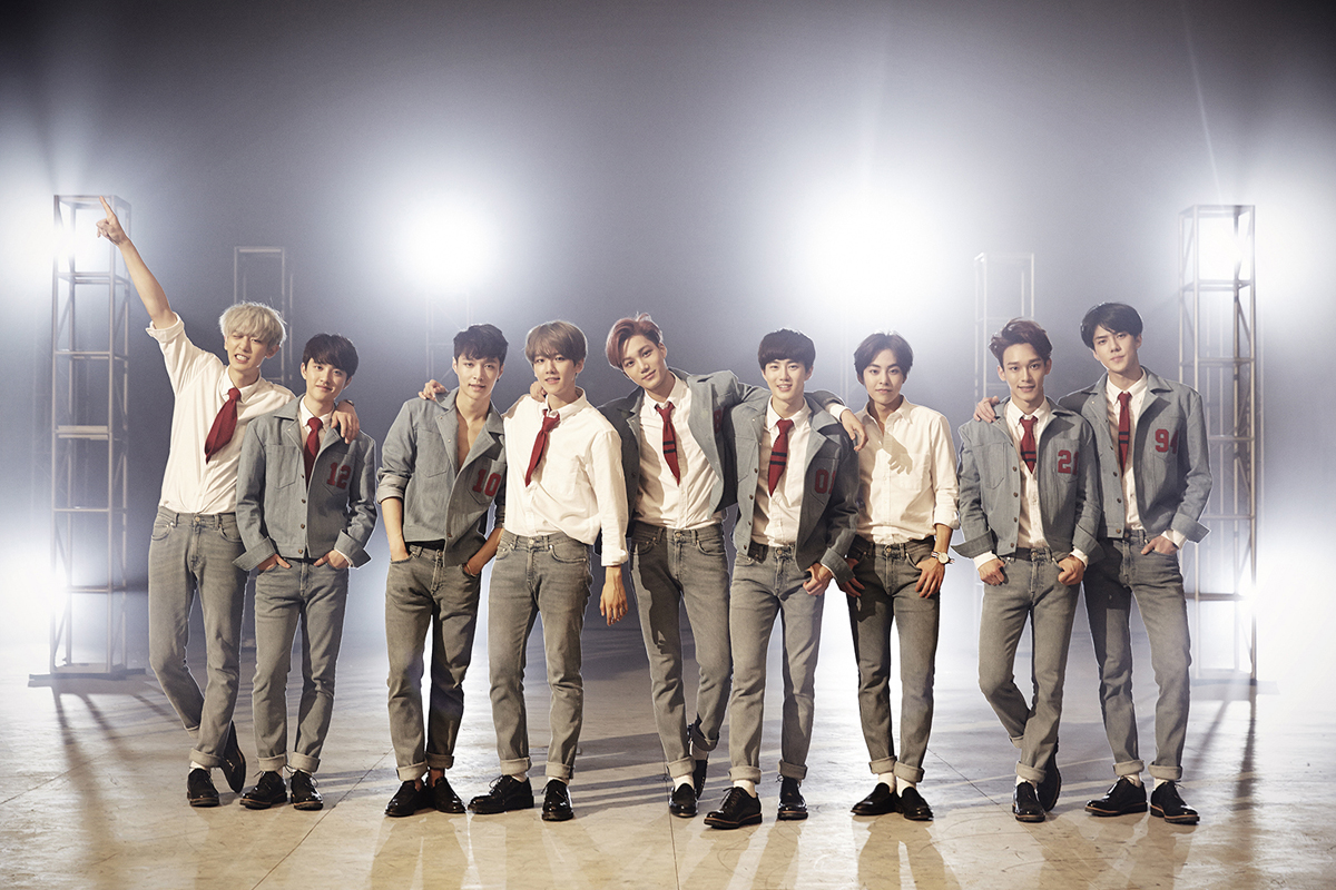 EXO Hints At Performance Style For Comeback Album