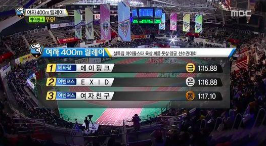 400m relay 6