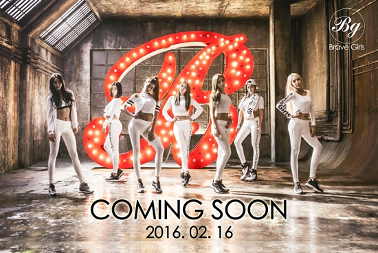 Brave Girls Set Comeback Date and New Song