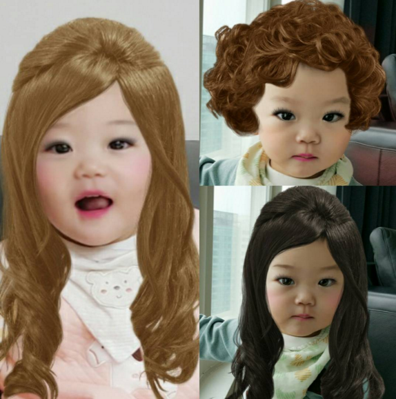 Daebak Gets 7 Girly Makeovers on Instagram