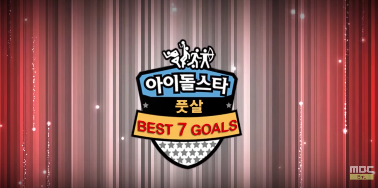 MBC Releases Highlight Reel of 7 of the Best Idol Futsal Goals