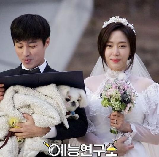 Oh Min Seok Kang Ye Won