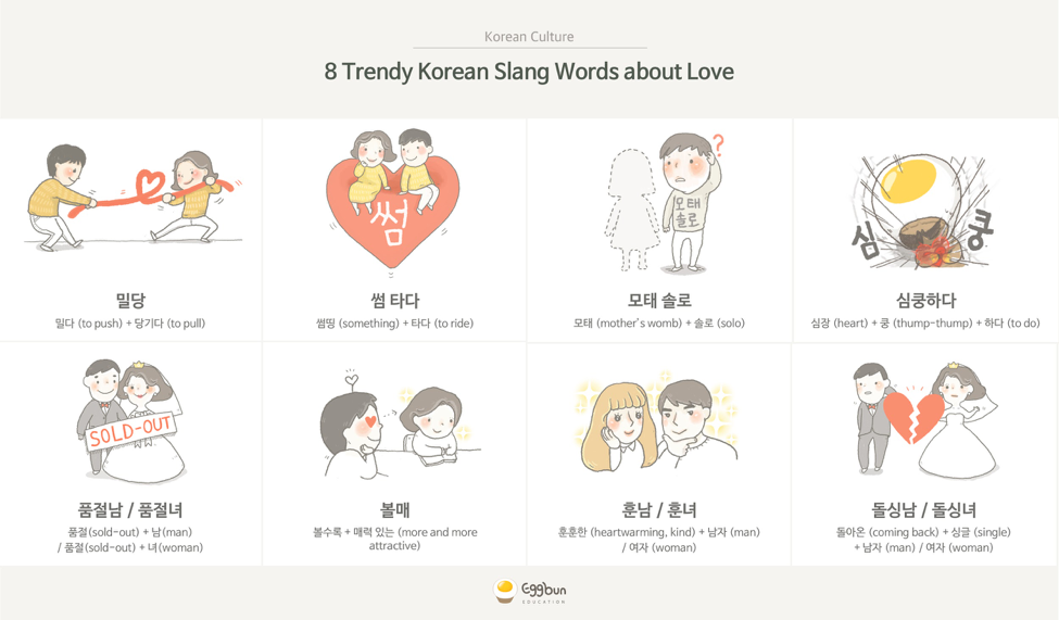 Romantic Korean Phrases You Must Know For Valentines Day