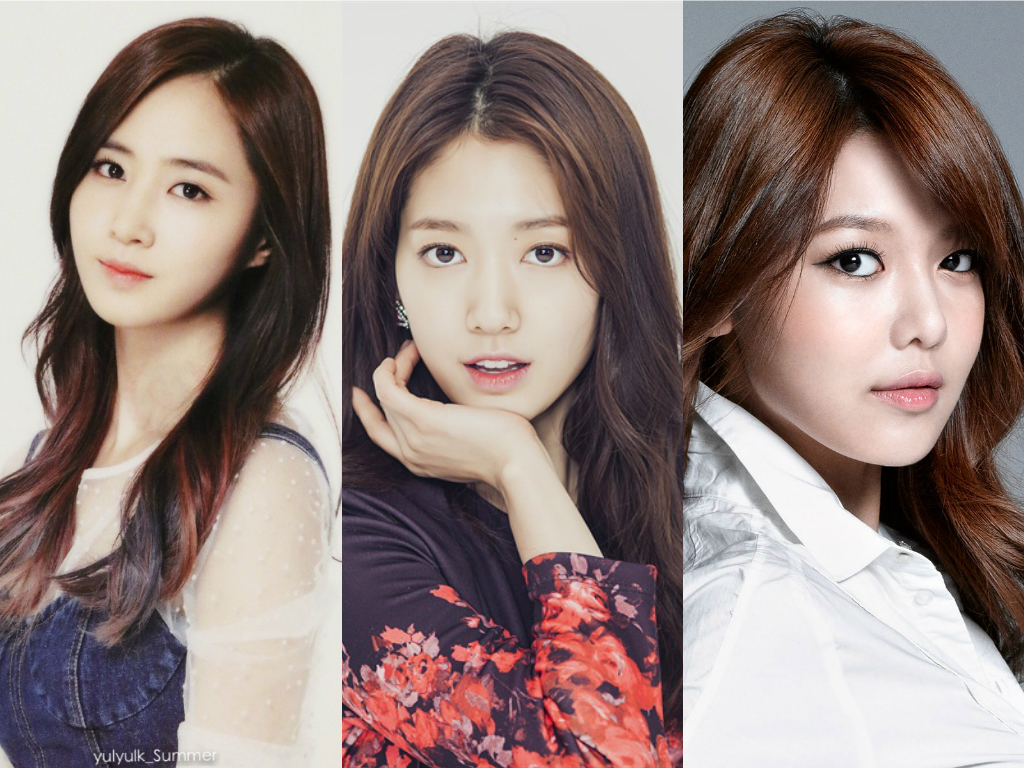 Park Shin Hye, Girls' Generation's Yuri, and Sooyoung Graduate From College