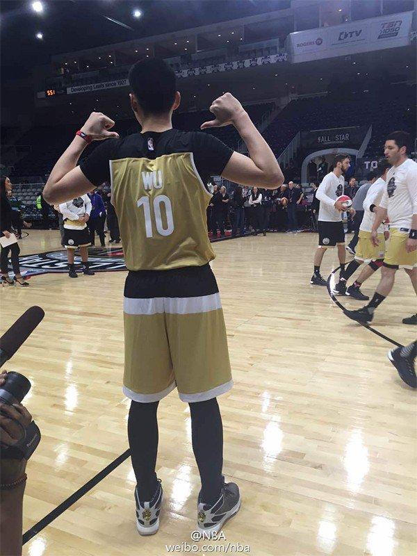 Kris Wu NBA 2