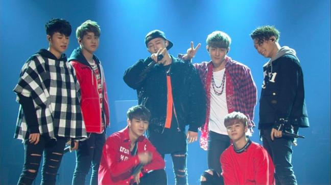 "iKON Test Their Confession Skills on Dynamic Duo on ""Yoo Hee Yeol's Sketchbook"""