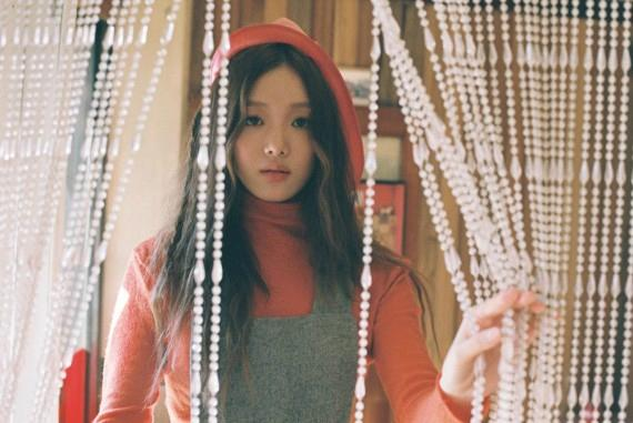 "Lee Sung Kyung Searches for Happiness in Her Nostalgic Film Photo Book ""Be Joyful"""
