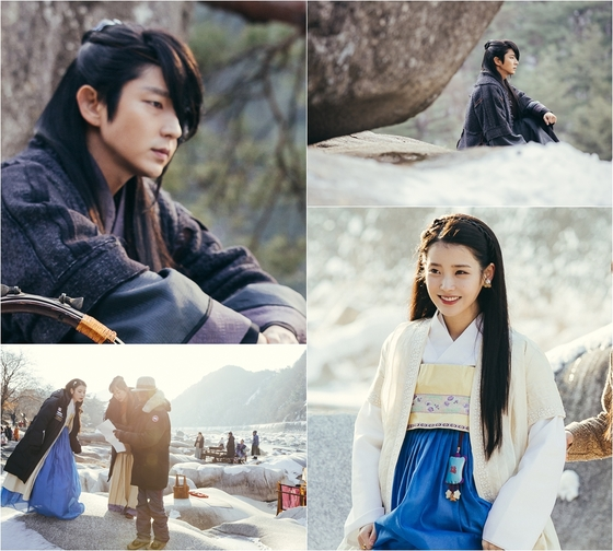 "SBS' ""Scarlet Heart: Goryeo"" Releases First Stills of Lee Joon Gi and IU"