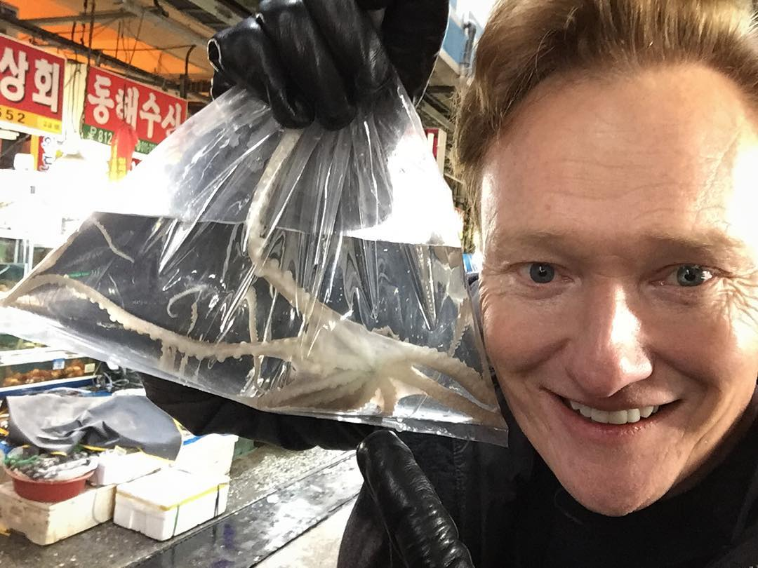 "Conan O'Brien to Cameo on MBC's ""One More Happy Ending"""