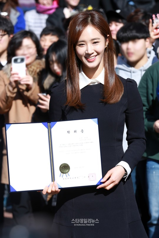 graduation star daily news Yuri 2