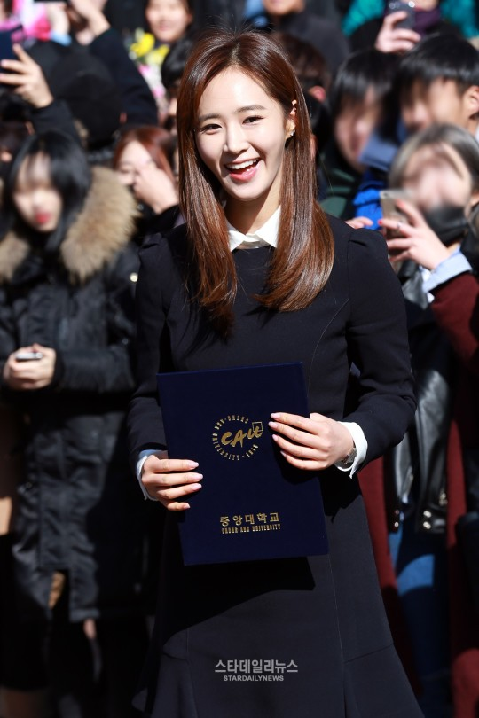 graduation star daily news Yuri