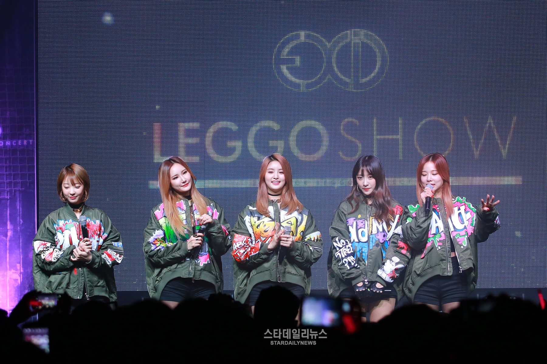 EXID Looks Back on Their Sudden Rise in Popularity During Mini Concert