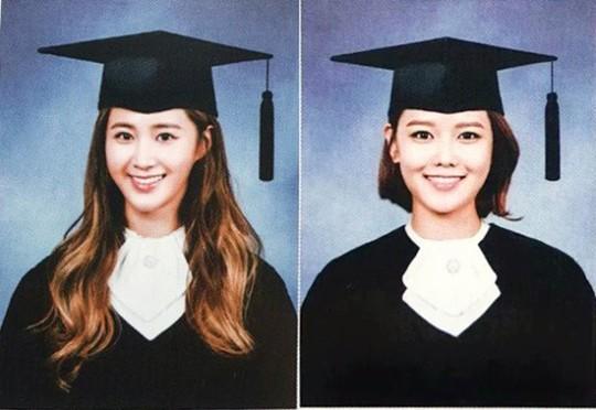 girls generation yuri sooyoung graduate
