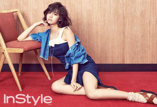 """Girl's Day's Hyeri Is No Longer """"Reply 1988"""" Duk Sun in InStyle Pictorial"""